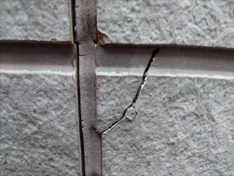 外壁の様子1