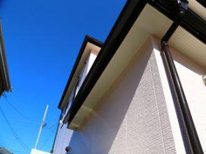 サーモアイで塗装を行った邸宅