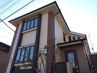 外壁塗装 屋根塗装 塀・囲い塗装 部分塗装 その他塗装  横浜市港北区