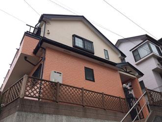 外壁塗装 屋根塗装 部分塗装 その他塗装  横浜市泉区