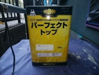 横浜市戸塚区|外壁塗装・心機一転、明るめの色へ塗り替えます