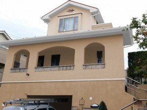 横浜市青葉区 屋根塗装 外壁塗装 屋根の色 外壁の色 ベージュ 黄色 赤系 緑系 グレー系