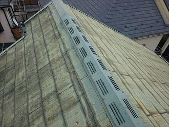 屋根,換気棟