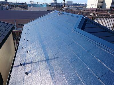 ナスコン,屋根塗装