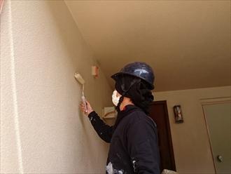横浜市保土ケ谷区で初めての塗装工事はエラストコートで仕上げます