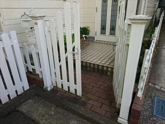 門扉の状態