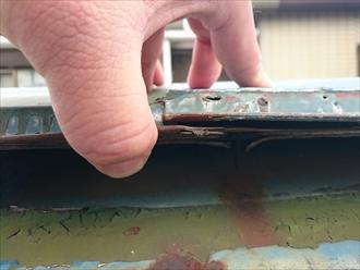 サビたトタン屋根は塗装工事か葺き替え工事|横浜市西区
