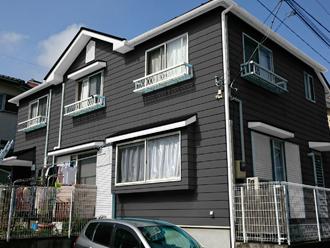 町田市 屋根塗装 外壁塗装 カラーシミュレーション 屋根の色 外壁の色 サーモアイ パーフェクトトップ グレー