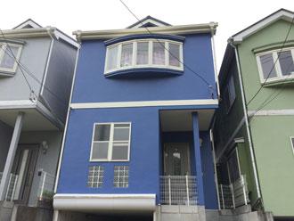外壁塗装 屋根カバー工法  藤沢市