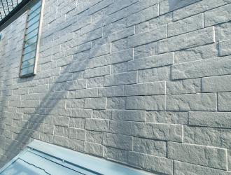 外壁塗装仕上り