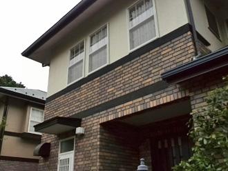 横浜市金沢区 外壁の調査
