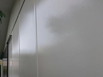 パーフェクトトップ(ND108)綺麗な艶感の外壁