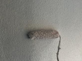 横須賀市浦賀にて屋根と外壁の塗装工事、モルタル外壁には弾力性のあるエラストコートでの塗装がおすすめです