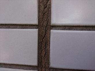 外壁の塗装をする時は目地のコーキングも一緒に直しましょう|川崎市中原区