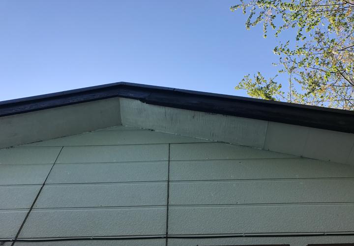 相模原市緑区のお客様からのご相談「軒天の塗装やメンテナンスについて」