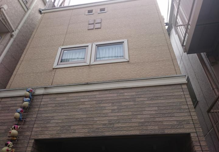 川崎市中原区木月にて築10年のお住まいの点検調査、定期的に塗装をすることでお住まいの寿命を伸ばすことができます