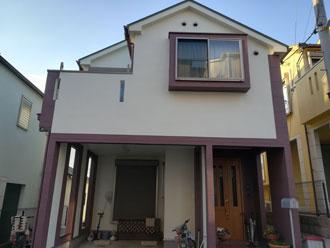 外壁塗装 屋根塗装  横浜市神奈川区