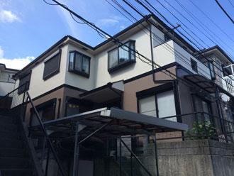 外壁塗装 屋根塗装 部分塗装 その他塗装  横浜市南区