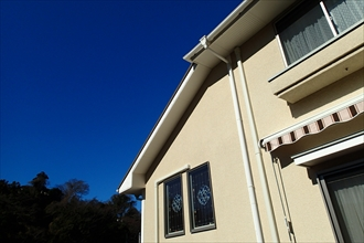 三浦郡葉山町|屋根・外壁塗装前のお住まい点検