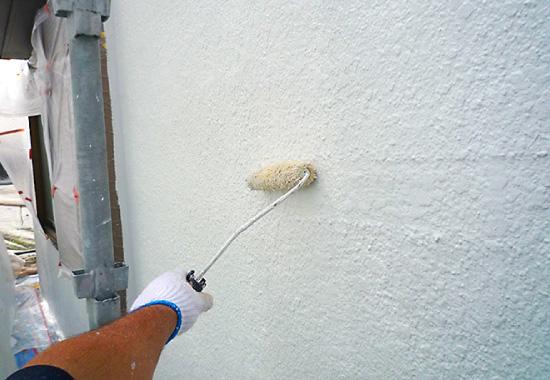 ローラー塗装
