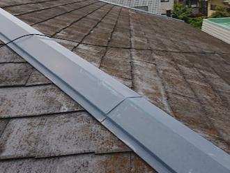 川崎市幸区南幸町にて屋根と外壁の点検調査、お住まいに色褪せや苔が見られたら塗装を検討しましょう
