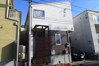 茅ヶ崎市の戸建て住宅外壁補修