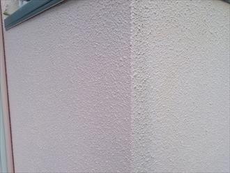 保土ヶ谷区、塗装前と塗装後
