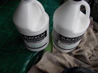 下塗り材ブラックキャップ