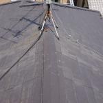 T様邸の屋根