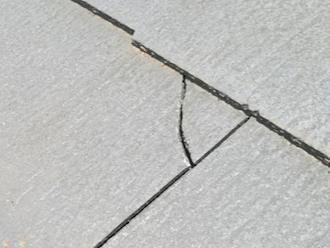 横浜市鶴見区朝日町にて点検調査、お住まいを保護している塗料が劣化すると苔やひび割れなどが発生してしまいます