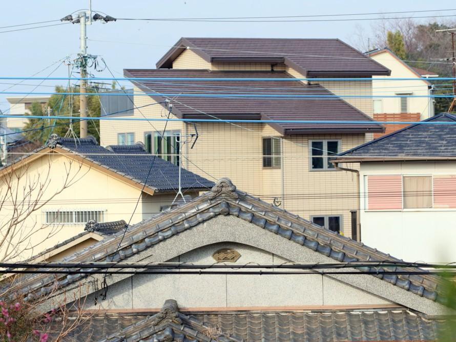 様々な屋根