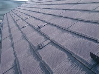 横浜市保土ケ谷区で屋根塗装と外壁塗装を施工しました、施工前写真