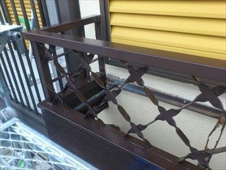 厚木市で屋根工事と雨樋塗装