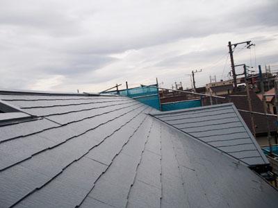 川崎市 屋根塗装 M様邸 完工後写真