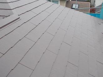 横浜市青葉区 屋根塗装 完了