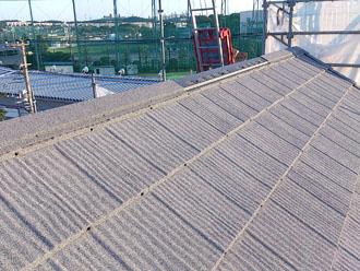 横浜市緑区 屋根カバー工事 屋根工事完了