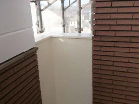 横浜市緑区 外壁塗装工事 細部塗装