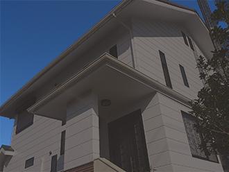 横浜市緑区 屋根カバー工事 外壁塗装工事 施工前