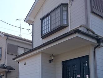 横浜市緑区 外壁塗装前の調査