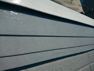 笠木と幕板もきちんと塗り分けが出来ています。