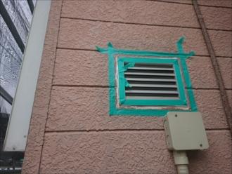 基本外壁に接している所には全てコーキングを使います