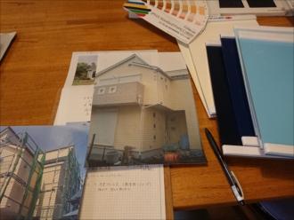 色決めは塗装工程において一番お客様がわくわくするかもしれません