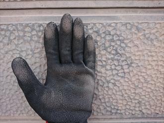 横浜市旭区今宿町にて外壁塗装の為に点検調査、窯業系サイディングのシーリングが劣化している時は外壁からの漏水を防ぐ為に早めに塗装でのメンテナンスが必要です