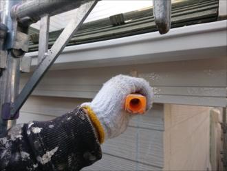 雨樋が設置してある所は鼻隠しとも呼びます