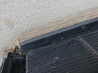 横浜市神奈川区平川町にて屋根塗装の為に点検調査、塗装が必要なのは二階の屋根だけとは限りません
