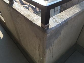 大和市にて雨漏り調査