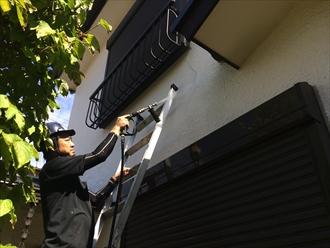 横浜市戸塚区で雨漏り調査、原因の特定には散水試験が効果的です