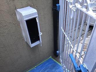 門扉 塗り替え2