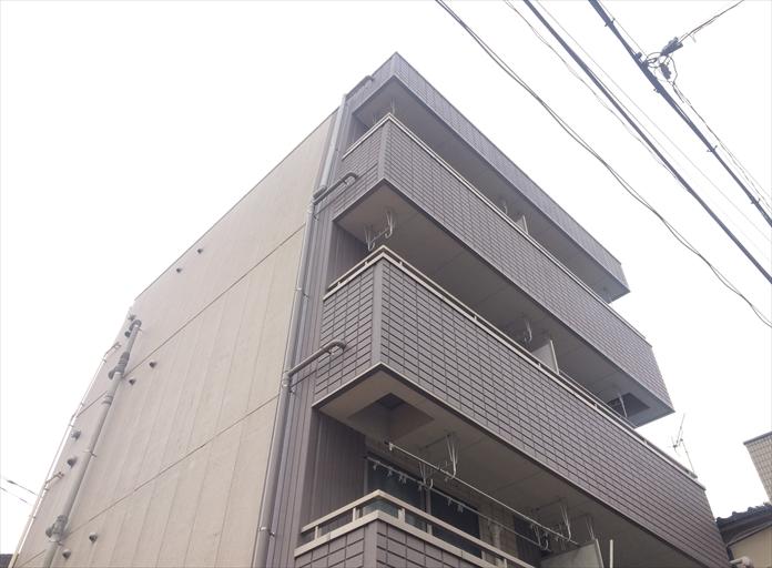 マンション外壁メンテナンス