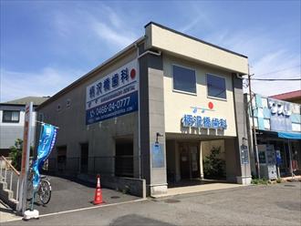 湘南藤沢市築12年のリシン吹付けモルタル壁を塗り替え調査